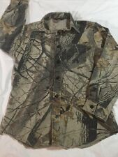Liberty Boys Youth Camo Button Down Hunting Shirt