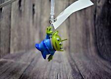 Disney Parks Disneyland Toy Story Pixar Fest Little Green Men Alien Clip Straw