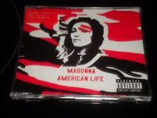 CD musicali CD singoli madonna
