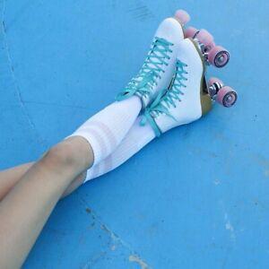 Impala Roller Skates - WHITE US 3