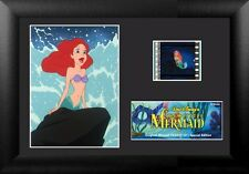 LITTLE MERMAID 1989 Animation Movie Walt Disney FRAMED MOVIE FILM CELL and PHOTO
