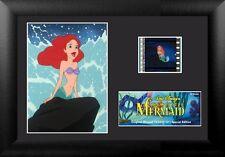 LITTLE MERMAID 1989 Animation Movie Walt Disney FRAMED MOVIE FILM CELL and PHOTO