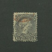 1868 Canada Postage Stamp #29 Used Postal Canceled