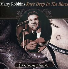 Marty Robbins - Knee Deep in the Blues [New CD] Holland - Import