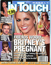 In Touch Magazine January 29 2007 Britney Spears EX 050516jhe