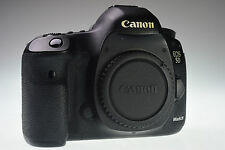 Canon EOS 5D Mark III 22.3MP Digital Camera Body Excellent