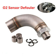 Universal O2 Oxygen Sensor Restrictor Fitting Defouler&Adjustable Flow Inserts