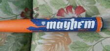 Worth Mayhem ACT MAY98 Softball Bat 34/27