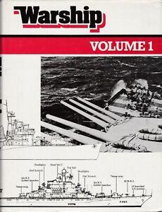 Warship 1977 Vol. 1 No.s 1-4 (Conway 1980)