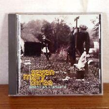 Seven Mary Three American Standard CD Album 1995 7M3 1st press