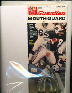 1970's oj simpson Buffalo Bills mouth guard Guardiari unopen pack bx other