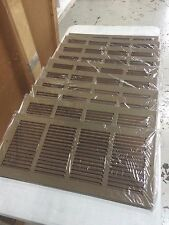 "LOT OF 10 - 20"" X 8"" RETURN AIR GRILLE"
