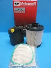 Diesel Fuel Filter Kit Genuine OEM FORD MOTORCRAFT F Series Super Duty 6.7L V8