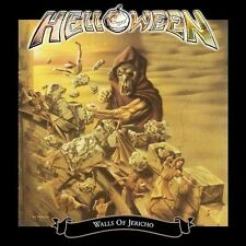 "HELLOWEEN ""WALLS OF JERICHO"" 2 CD REMASTERED NEUWARE!!"