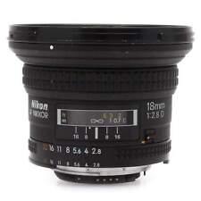 Nikon 18mm f2.8 D AF Nikkor Lens