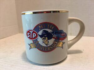 NASCAR Richard Petty #43 STP 20th Anniversary 12 oz. Coffee Mug