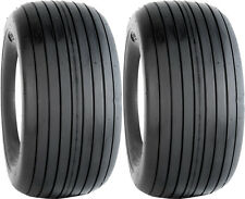 2 - 11x4.00-5 4Ply Lawn Mower Rib Tire Transmaster S317