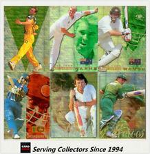 Cricket Trading Cards Set Select 1998 Season