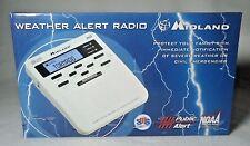Midland Wr-100 WeatherAlert All-Hazard Weather Radio