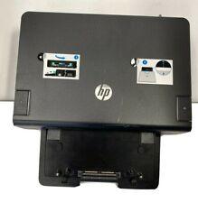 Genuine HP Advanced HSTNN-I10X Docking Station Port Replicator *TESTED WORKING*