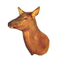 Heads Up Decoy Cow Elk - Os