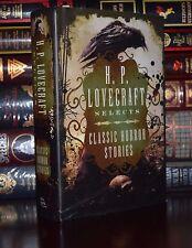 H.P. Lovecraft Select Classic Horror Stories New Vampire Edgar Allan Poe Doyle