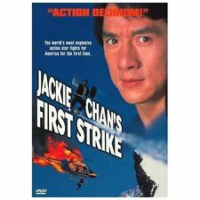 Jackie Chans First Strike (DVD, 1999) New Sealed
