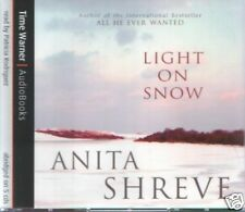 encendido snow.audio cd.anita Shreve