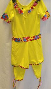 AlHamra Modest Burkini Girls Muslim Islamic Kids Costume Swimsuit Swimwear -1565