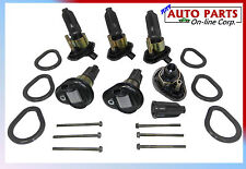 6 NEW IGNITION COILS for GMC CANYON 04-2006 2.8L 3.5L ENVOY 02-2005 4.2L XL XUV