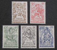 Nederland 544-548  Kinderzegels 1949  luxe postfris/mnh