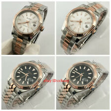 39mm sterile dial DG2813 Date Automatic Women Watch sapphire rose golden Jubliee