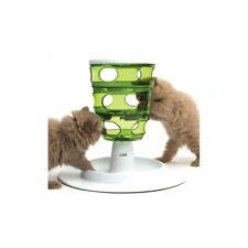 Comedero Lento para Gatos en forma de Laberinto Alimentador de mascotas Dispensa