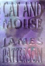 CAT AND MOUSE - James Patterson (Hardcover, 1997, Free Postage)