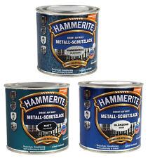 Hammerite Metallschutz Lack 1L u.a glänzend hammerschlag matt
