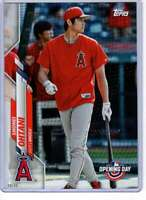 Shohei Ohtani 2020 Topps Opening Day Image Variations 5x7 #43 /49 Angels