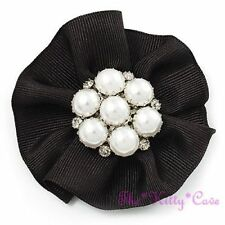 Pearl Alloy Fashion Brooches
