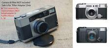 Fujifilm Fuji Klasse W S camera filter adapter } UV Red Polarizing ND IR ect