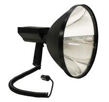 Hand Held HID Spotlight 75W 300mm Handheld Spot Light Hunting 12V Lamp Offroad