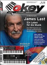 Zeitschrift OKEY Nr. 126 / Sep-Okt 2015 - SPEZIAL James Last