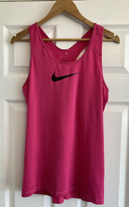 Ladies NIke Dri Fit Vest Running Fitness Gym Top, Size XL Brand New Without Tags