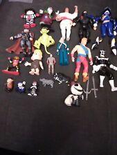 Assorted Action Figures Power Rangers Chuck Norris