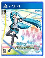 USED PS4 Hatsune Miku Project DIVA Future Tone DX JAPAN Sony PlayStation 4 game