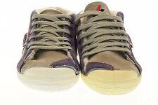 kawasaki scarpe sneakers alte lacci 41TB21 taube liz grigio viola n° 36