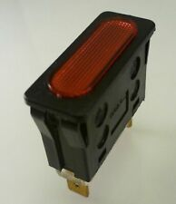 Red Neon Panel Mount Power Indicator 1W 250V AC Marked 1562.8 0562 OMQ1-2-10