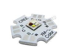 2pcs 12W Cree XLamp XM-L XML Color LED RGB White or RGB Warm White LED Emitter