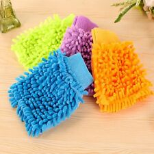1PC Microfiber Chenille Car Wash Glove Multifunctional Car Washing Cleaning Mitt