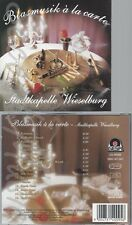 CD--STADTKAPELLE WIESELBURG -2007- -- BLASMUSIK A LA CARTE