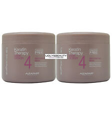 """Alfaparf Keratin Therapy Lisse Design Rehydrating Mask 500 ml """"Pack of 2"""""""