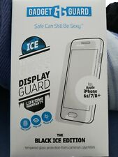 Gadget Guard Screen Protector for iPhone 6+ / 6s+ / 7+ / 8+ Plus, Tempered Glass